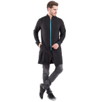 Jaleco Masculino Slim Soft Black by Colgate