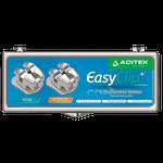 Kit Bráq. Met. Autolig. Easyclip+ Dual Control Passivo 0,022'' Damon Std. c/ Gancho