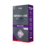 Clareador Whiteness HP Blue 35% - 1 Paciente (Top Dam 1g)