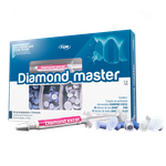 Kit Pasta Polimento Diamond Master