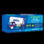 Kit Promocional Bráquete Cerâmico Ice Clear Roth - 3 Casos + Kit Curaprox + Elásticos