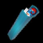 Kit Saúde Bucal Slim Floss - Azul