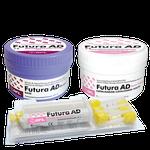 Kit Silicone de Adição Futura AD - Fluído Leve