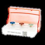 Kit Twist-Gloss Polidores Diamantadas CA