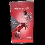 Kit Clareador Whiteness HP 35% c/ Top Dam - 3 Pacientes
