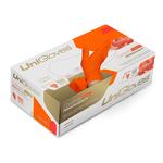Luva Orange Látex p/ Procedimento s/ Pó Conforto Premium Quality