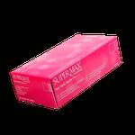 Luva Nitrílica Pink