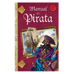 Livro Infantil Manual do Pirata