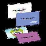 Cartão de Visita Orto Color