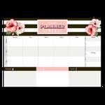 Odonto Planner - Floral