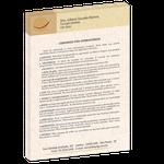 Orientações ao Paciente Eco - Papel Reciclado