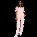 Pijama Cirúrgico Feminino Newprene - Rosê