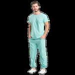 Pijama Cirúrgico Masculino Urban - Verde