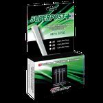Pino de Fibra de Vidro Superpost+ Liso Refil - 3 Pinos