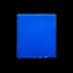 Placa E.V.A 1mm Quadrada - Azul Escuro