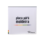 Placa p/ Moldeira EVA Soft 1mm - 20 Unid.