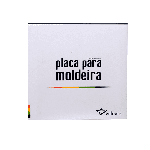 Placa p/ Moldeira EVA Soft 1mm - 5 Unid.