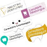Placas p/ Consultório