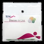 Disco de Lixa Sortido 16mm - 100 Unid