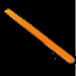Espátula de Nylon Flexível p/ Ionômero nº 142