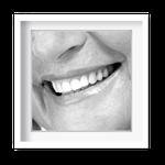 Quadro Decorativo Sorriso Senhora - 7152
