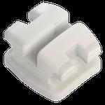 Bráquete Cerâmico Edgewise Ceramic 0,022'' - Reposição