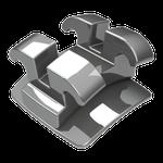 Bráquete Metálico Edgewise Slim 0,018'' - Reposição