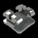 Bráquete Metálico Edgewise Standard 0,022'' - Reposição
