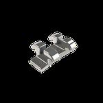 Bráquete Metálico Edgewise Standard 0,022'' - Reposição p/ Soldagem