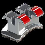 Bráquete Metálico MBT Standard 0,022'' - Reposição