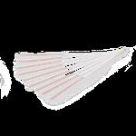Tira de Lixa Poliéster Sof-Lex - 50 Unid.