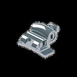 Tubo Duplo p/ Colagem Conversível Edgewise/Ricketts Universal 0,018''