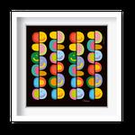 Quadro Decorativo Elegance Black - 7946