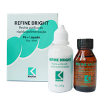 Kit Resina Refine Bright