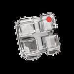 Bráquete Cerâmico Iceram Safira Roth 0,022'' - Reposição