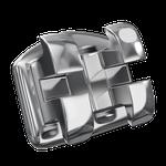 Bráquete Metálico Premium Elite MBT 0,022'' - Reposição