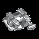 Bráquete Metálico Vector MT Ricketts 0,018'' - Reposição