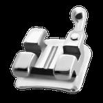 Bráquete Metálico Kirium Capelozza P II 0,022'' - Reposição