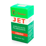 Resina Jet Líquido 120ml