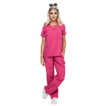Scrub Angel - Pink
