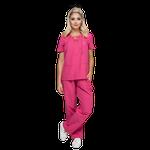 Pijama Cirúrgico Feminino Angel - Pink