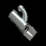 Tubo Sinterizado Simples p/ Colagem Roth 0,022'' Base Longa