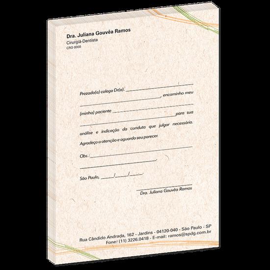 Carta de Comunicação - Encaminhamento Eco