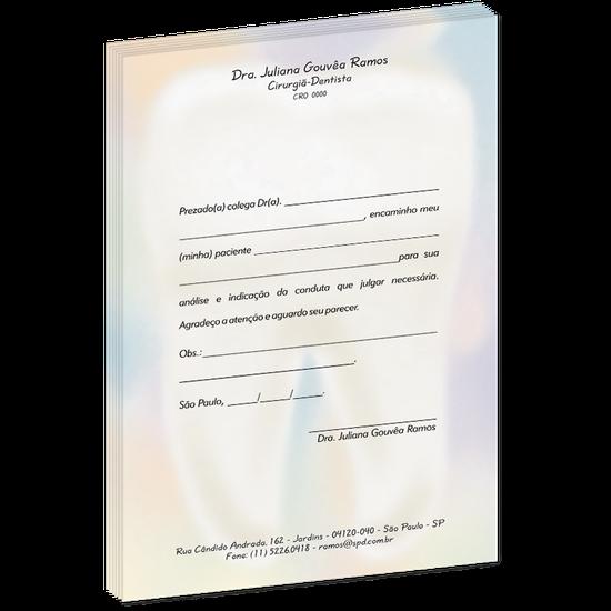 Carta de Comunicação - Encaminhamento