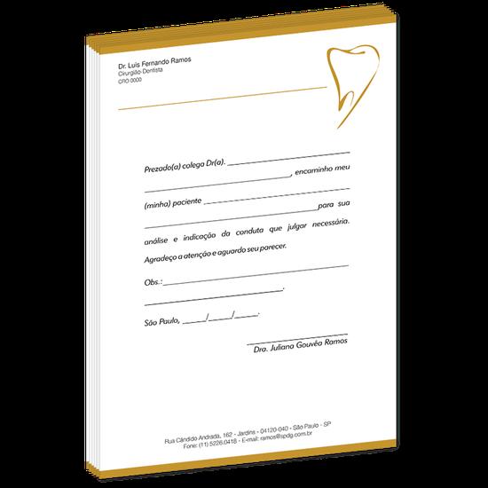 Carta de Comunicação - Encaminhamento Slim