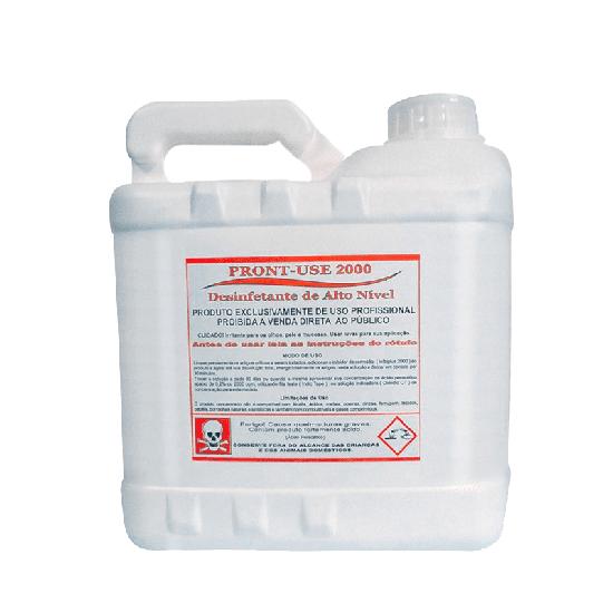 Ácido Peracético Pront-Use 2000 0,2% - 5l