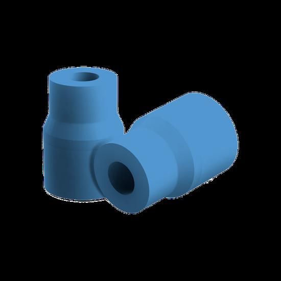Adaptador p/ Sugador - Azul