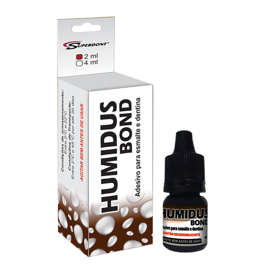 Adesivo Humidus Bond 2ml
