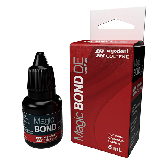 Adesivo Magic Bond DE com Flúor