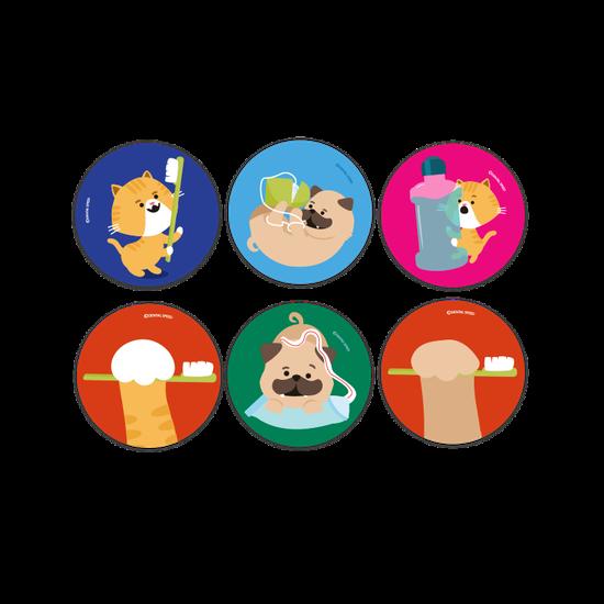 Adesivo Temático - Pets